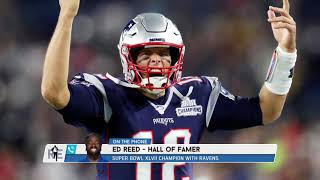 Ed Reed Has Praise for Brady. Other NFL QB's? Not So Much. (Ahem, Derek Carr) | The Rich Eisen Show