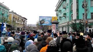 Пояс Богородицы в Красноярске