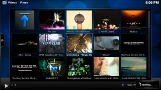 XIOS DS: How to install XBMC vimeo add-on(Video showing how to install XBMC vimeo addon on the XIOS DS., 2013-03-03T23:44:21.000Z)