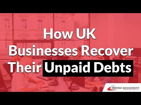 Profit hack - How UK Businesses recover their unpaid debts