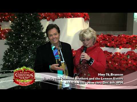 2014 Andy Williams Theatre Christmas Show Branson, Mo