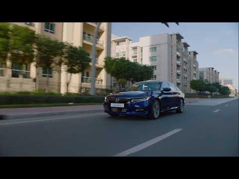 The 2018 Honda Accords arrives in Dubai, United Arab Emirate | CarbonOctane.com