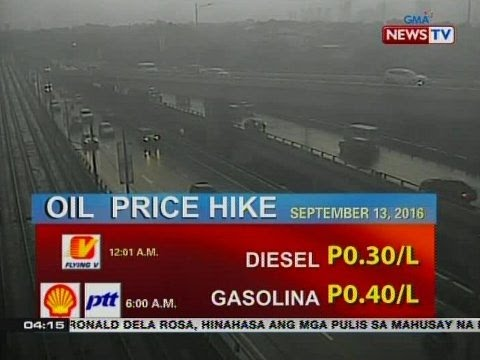 BP: Oil price hike