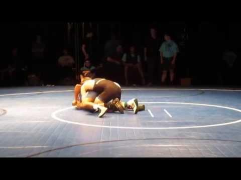 Ryker Steiner BYU @ Grays Harbor Match 1