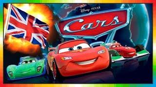 Cars 2 ENGLISH - 2017 - World Grand Prix - Read & Race - New Disney App - McQueen & Mater