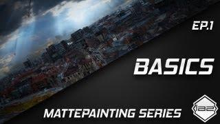 #1 Digital Painting In Photoshop Cs6/cs5 Series For Beginners Hd - Wacom Tablet / Brushes Tutorial
