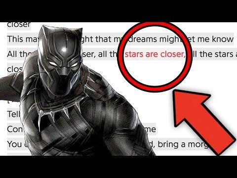 Black Panther SOUNDTRACK Analysis! (Kendrick Lamar Music & Score Explained)