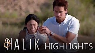 Jade could not get out of Ace's hands   Halik (With Eng Subs)