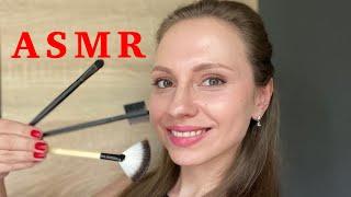 АСМР Ролевая игра Макияж ASMR Role Play Makeup