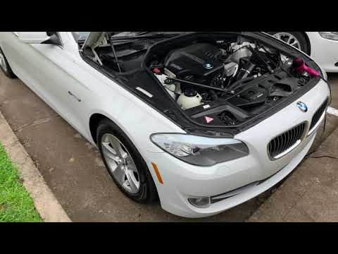 Bought BMW 528i 2013 for $8,450 + Headlight water/moisture/condensation removal FIXED!!!