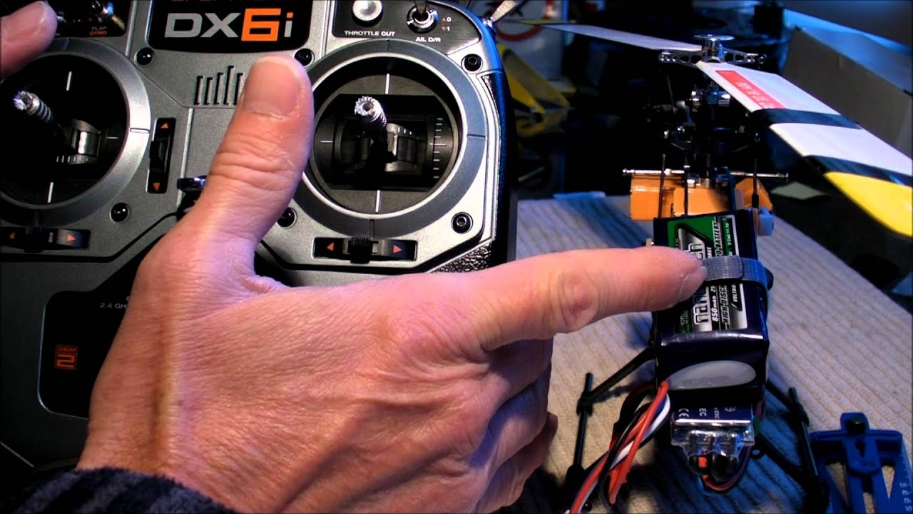 Tarot Zyx 3-axis Gyro Setup  U0026 Programming
