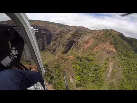 Kauai Helicoptor Tour