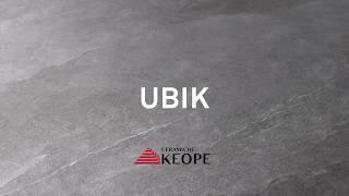 UBIK/ Slate effect porcelain stoneware