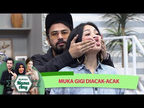 HAHAHA Wajah Nagita Slavina Diacak Acak Raffi Ahmad - Rumah Mama Amy (11/7)