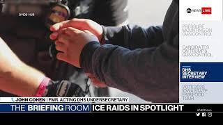 The Briefing Room: #Trump on guns, 2020 Dems at Iowa State Fair, Acting DHS head interview| ABC News