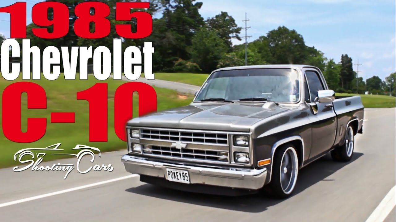 1985 Chevrolet C10 Ed The Hot Rod Pick Up