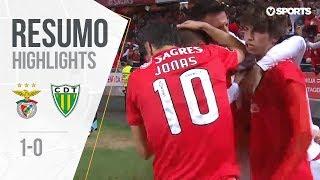 Highlights   Resumo: Benfica 1-0 Tondela (Liga 18/19 #27)