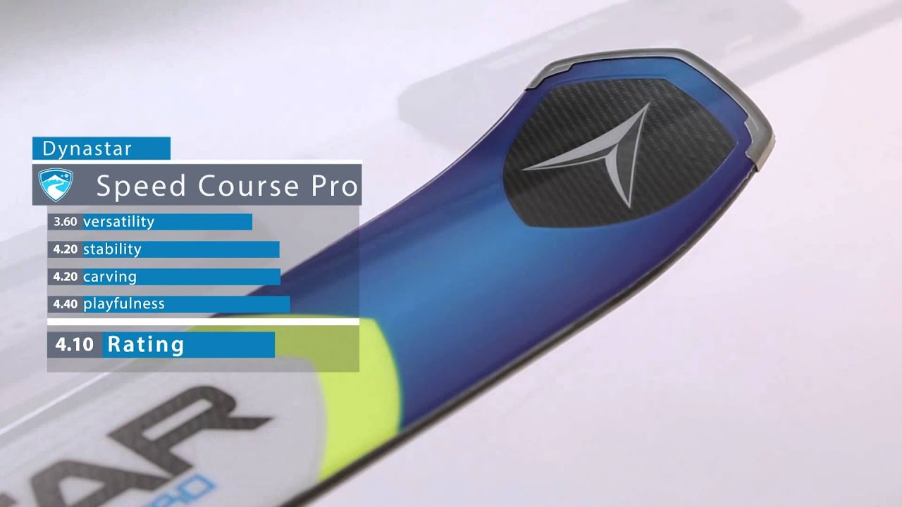2015 Dynastar Speed Course Pro - Ski Review