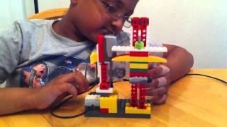 Lego WeDo Robotics - Space Shuttle Launch