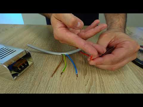 Cablaggio e funzionamento di un sensore di movimento a raggi infrarossi from YouTube · Duration:  11 minutes 59 seconds