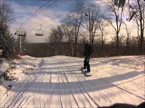 Bear Creek Snowboarding Edit