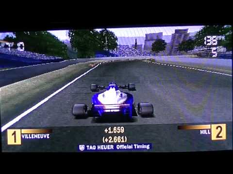 Formula 1 97 Australia Grand Prix At Edialeda (Australian Grand Prix - Adelaide)