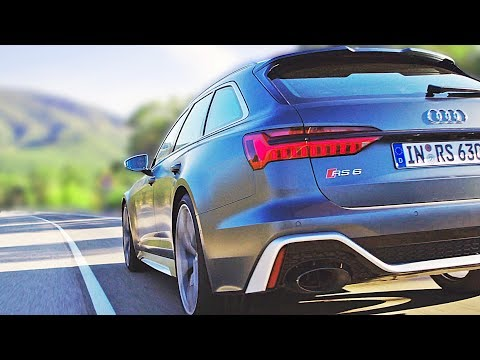 2020 AUDI RS6 – The Beast is Back – Design, interior, driving