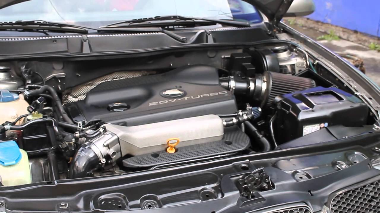 Sonido Motor Seat Leon Top Sport 2003 1 8t Youtube