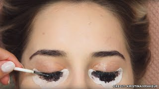 Are DIY Lash Tinting and Microneedling Patches Safe?