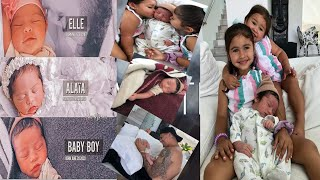 THE ACE FAMILY New baby boy (Cute photos) Austin Mcbroom,Alaia Mcbroom,Elle Mcbroom,Cathrine Mcbroom