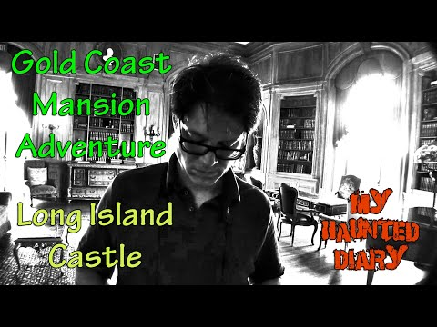 Gold Coast Mansion Adventure Long Island Castle My Haunted Diary