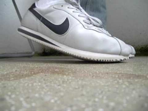 0dc7437eb59f Nike Cortez Toes - YouTube