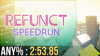 Refunct Any% Speedrun in 2:53.85