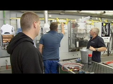 German unemployment up, skilled worker shortage a problem - economy