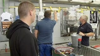 German unemployment up, skilled worker shortage a problem - economy
