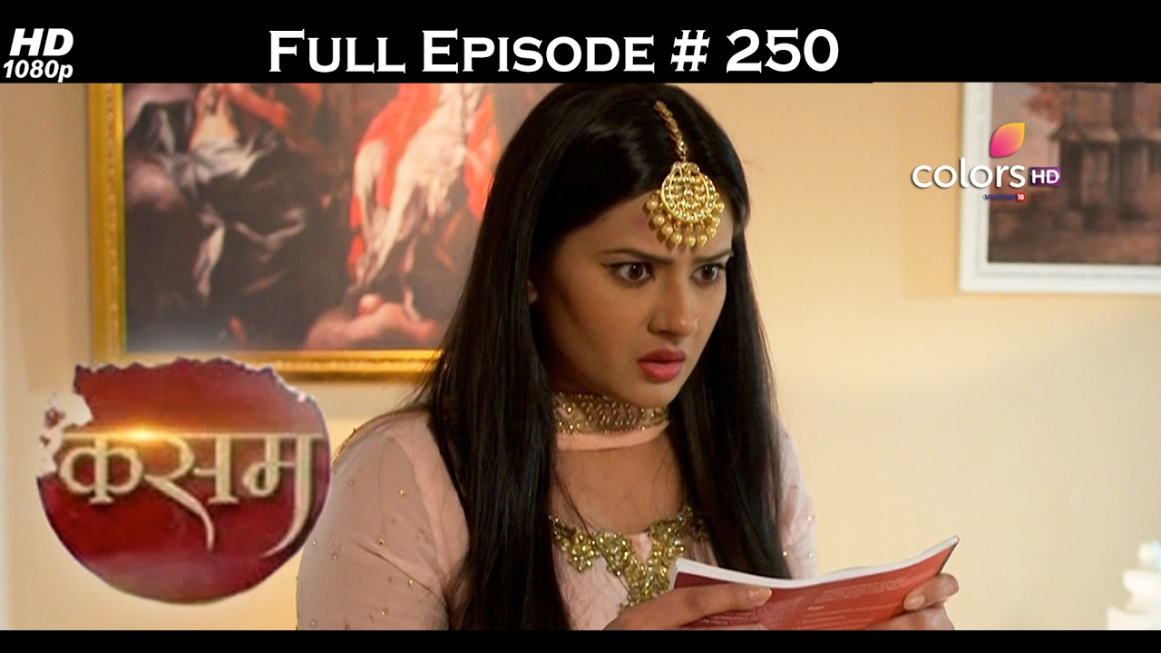 Kasam - 20th February 2017 - कसम - Full Episode (HD)