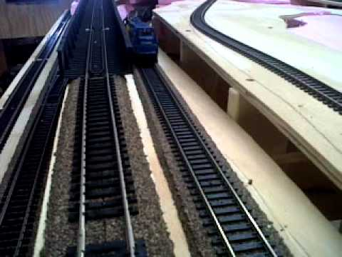 Easse Custom HO Scale Model Railroad Layout  Update-Silver Series