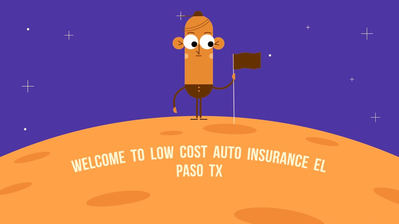Cheap Car Insurance in El Paso TX