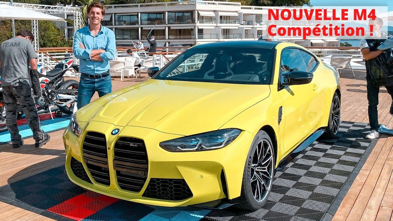 BMW M4 Compétition 2021! Son moteur & Découverte complète!