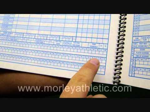 NFHS OFFICIAL BASKETBALL SCOREBOOK - YouTube
