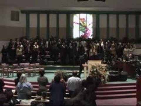 Apostolic Tabernacle Mass Choir -