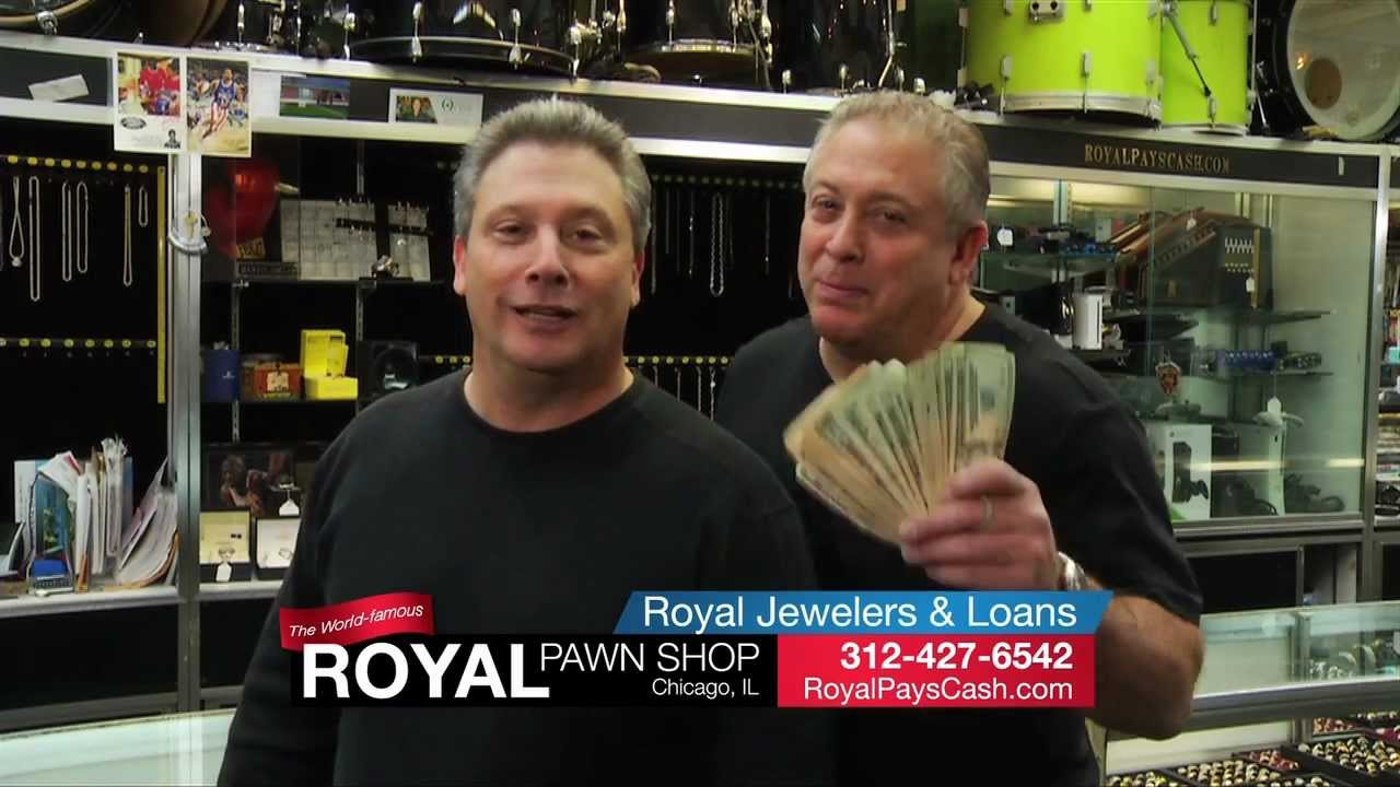 Royal Pays You Mo' Cash for Gold and Diamonds