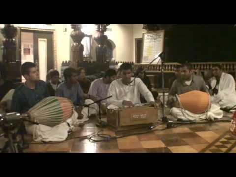 NY Eve Bhajan - Anish - Hare Krishna - 15/21