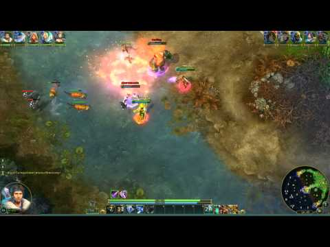 видео: prime world - Ведьмак [vod по герою]