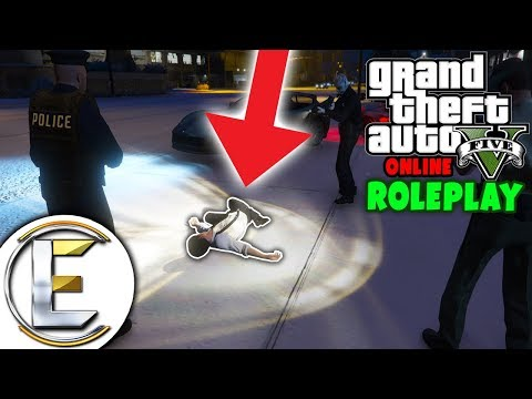 Playing Dead to get out of Situations | GTA RP - Grand Theft Auto 5 Roleplay