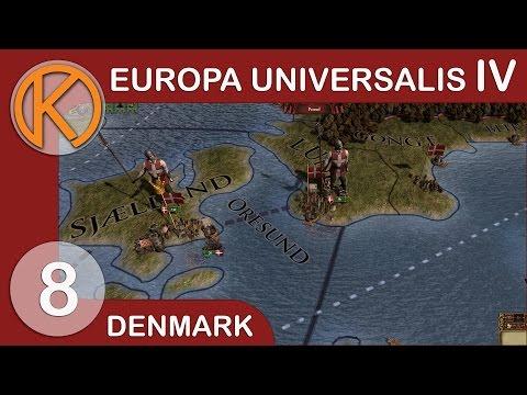 EU4 Rights Of Man   Scandinavian Constitution - Ep. 8   EU4 Denmark Campaign