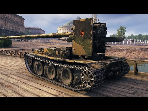 Grille 15 - PAPER BEAST #9 - World of Tanks |