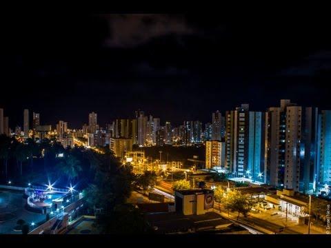 João Pessoa - Paraíba - Dia Nublado - 1080p - Video 01