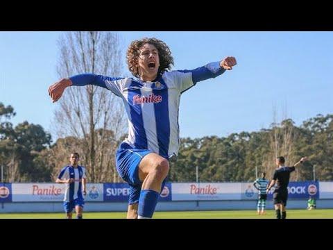 Fábio Silva  FC Porto U19 • Skills and Goals 2019