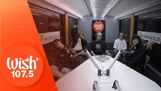 "Ochomil ft. CLR, Omar Baliw, Droppout & Rhyne perform ""Daan"" LIVE on Wish 107.5 Bus"